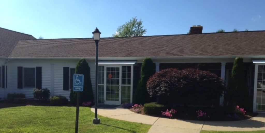 Exterior Photo of family Dental Group of Paxton